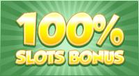 100% Slots Bonus