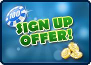 bingo liner promo sign up offer